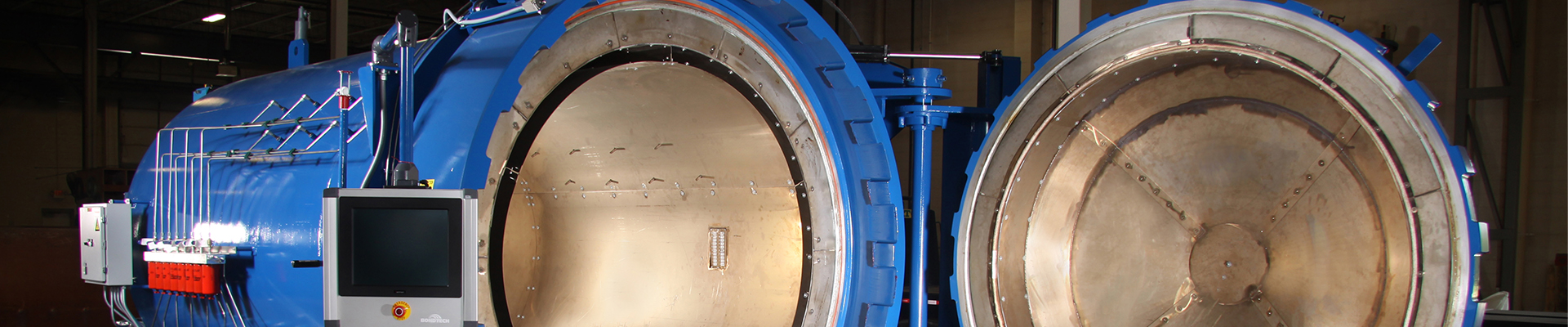 Expanding Capabilities: New Autoclave on Order!