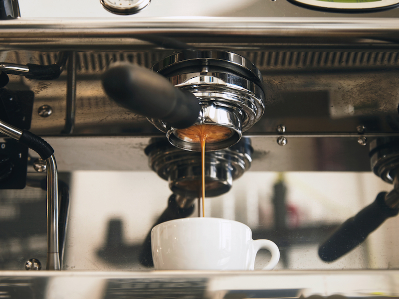 The Composite Espresso Machine Worth $11,000