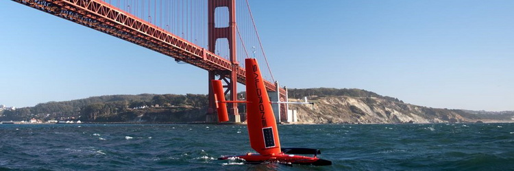 Saildrone: Part Drone, Part Boat
