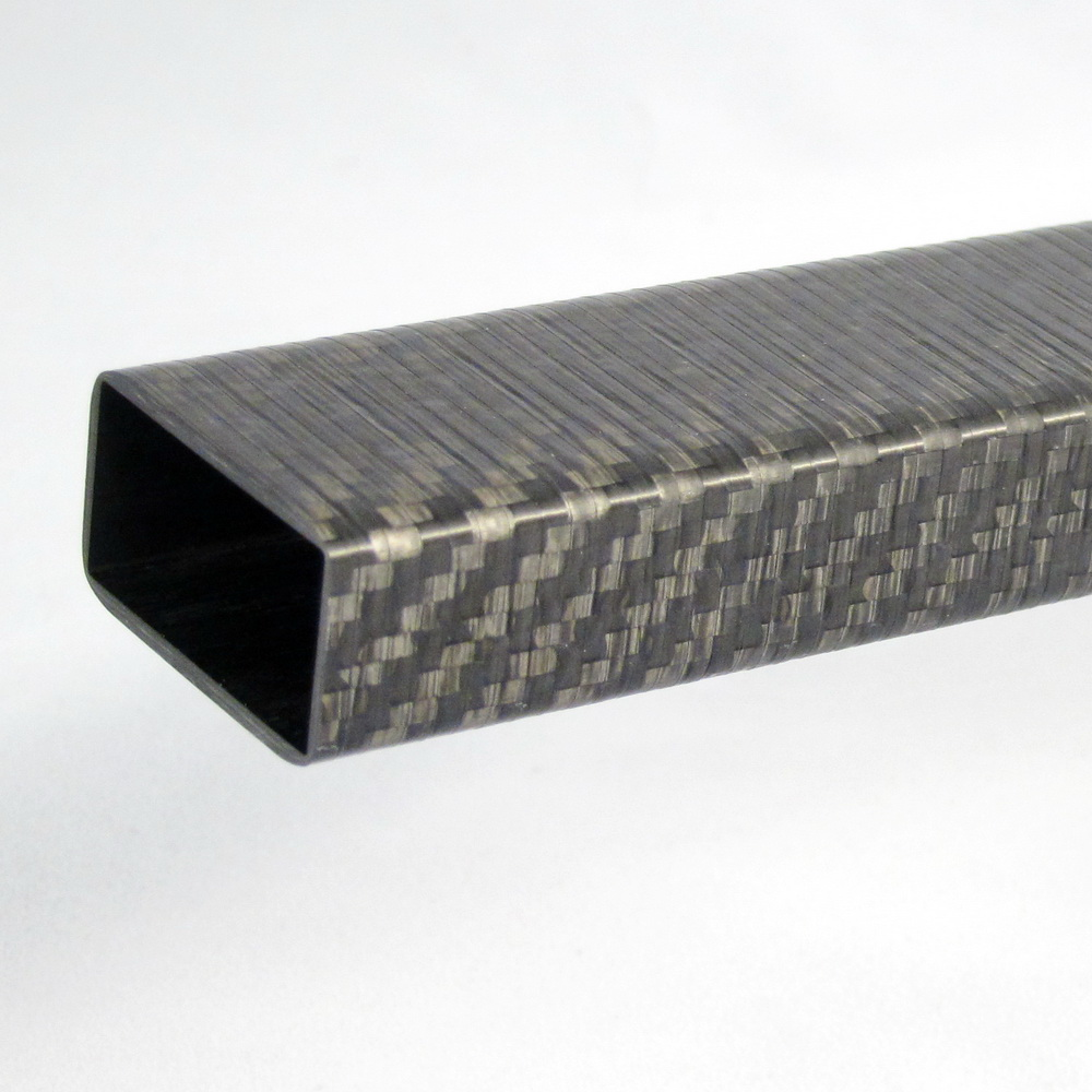 Clearance Rectangular Carbon Fiber Tubing