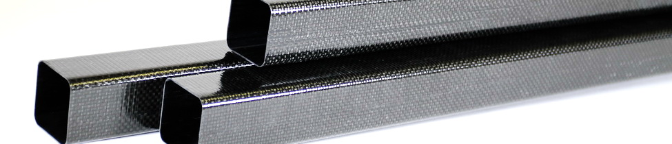 High Modulus Square Carbon Tubing