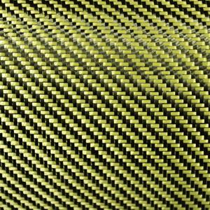 Carbon-Kevlar Hybrid Fabric
