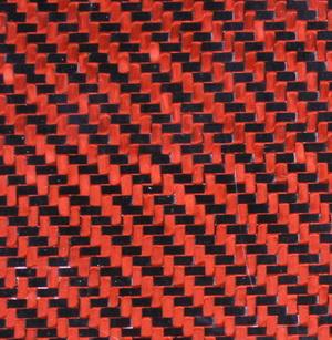 Orange Kevlar / Carbon Plate
