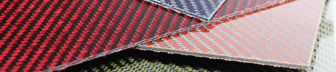 Blue Kevlar / Carbon Plate