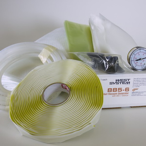 Vacuum Bagging Materials