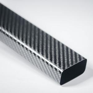 Carbon Fiber Rectangular Tubing
