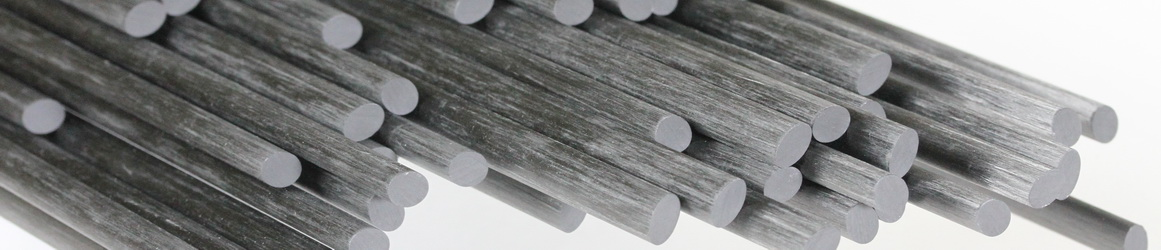 Elliptical Pultruded Solid Rod