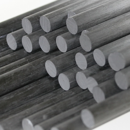 Carbon Fiber Pultruded Solid Rod