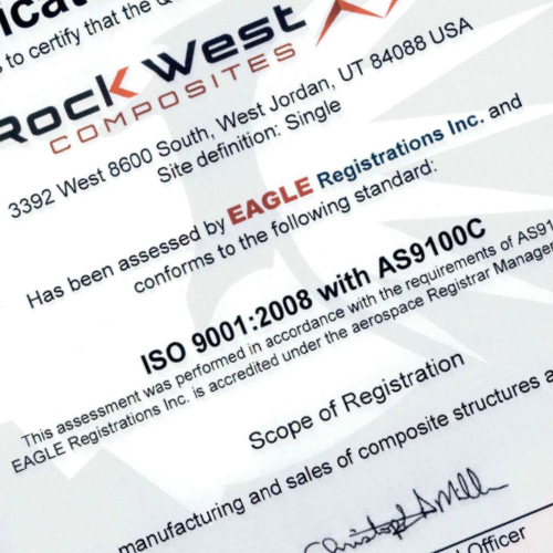 Quality Assurance & AS9100D