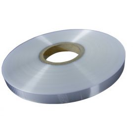 "Roll Wrapping Tape - Stage 1 - Non Stick - 300F Poly (White) - 1 Roll (~1.5 lbs)- 0.75"" wide"