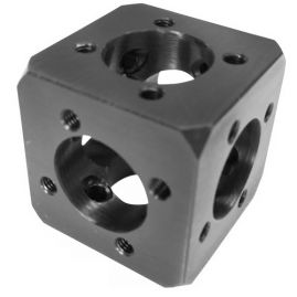 "CARBONNect Main Block - Round - 1.0"", 1.5"" & 2.0"" Systems"