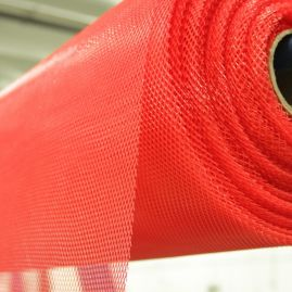 "Flow Media - Red Mesh for Infusion - 60"" wide"