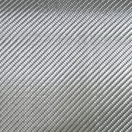 "Dry Woven Fabric - Fiberglass - Barracuda Aluminized Fiberglass - 2x2 Twill - 8.5oz/yd^2 (0.0125"" thick) - Various Sizes Available"