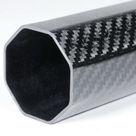 Images - Octagonal Twill Tubing