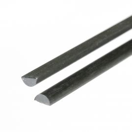 Images - Half Round Pultruded Rods