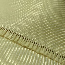 "Dry Woven - Kevlar® 49 - 2x2 Twill Weave - 0.022"" Thick x 40"" Wide"
