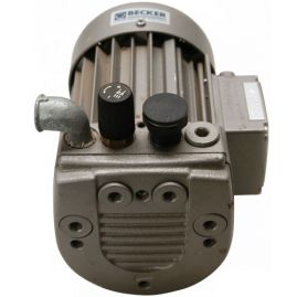 Oil-less Carbon Vane - Rotary Vacuum Pump - 0.56HP - 110/220 volt - Includes Power Cord