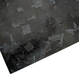 Plate - Chip Board T800 Intermediate Modulus Carbon Fiber (Recycled) - Various Thicknesses