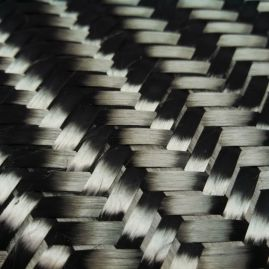 "Dry Woven Fabric - Carbon Fiber - Qiso ""Heavy"" Triaxial Balanced - 532gsm 48"" Wide"