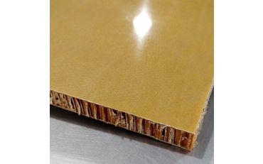 Sandwich Panel - Nomex Core with Fiberglass Skins - FST Rated