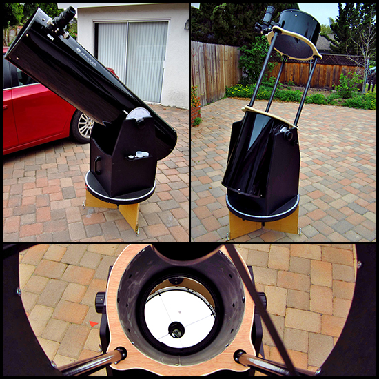 CARBONNect Used to Convert Telescope to Collapsible Structure