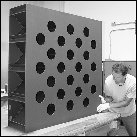 Near Zero CTE Antenna Segment for Radio Large Telescope