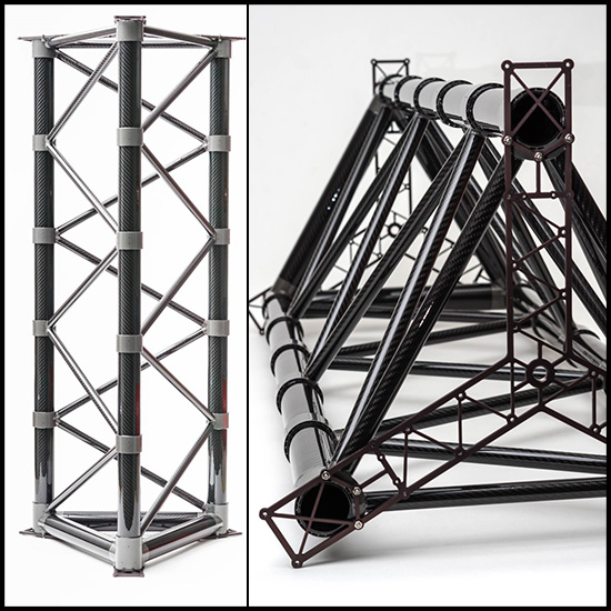 Truss Structure / Marine Sensor Mast