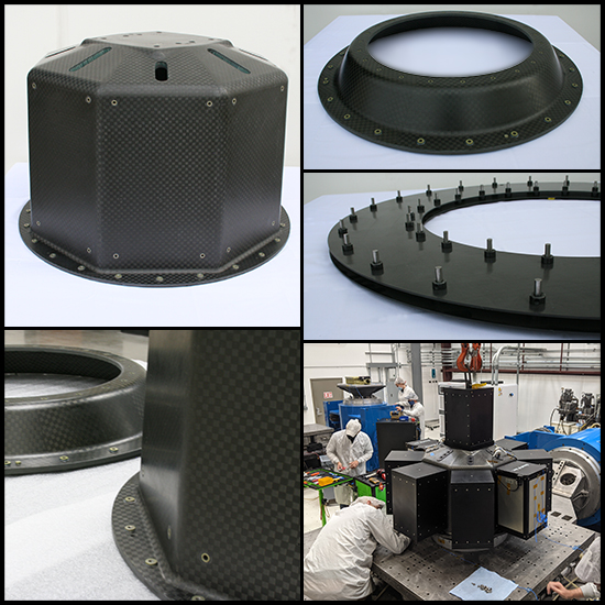 Smallsat Launch Adapter Structure