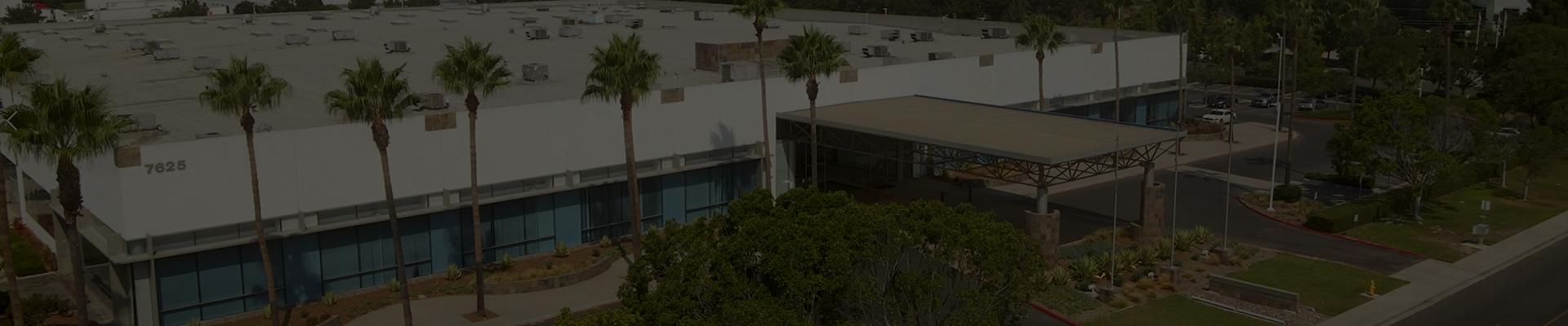 San Diego, California Composites Manufacturing Facility