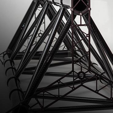 Marine Sensor Mast/Truss Structure