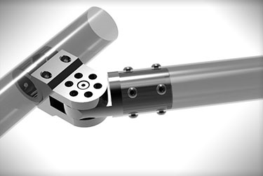 CARBONNect Composite Tube Connector Joints