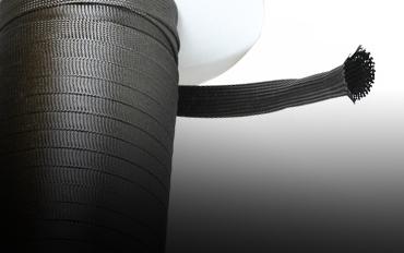 Carbon Fiber Braided Sleeves