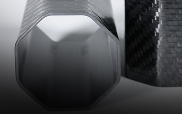 Carbon Fiber Octagonal Tubes