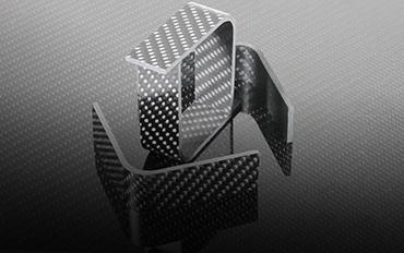 Carbon Fiber Radius Angles