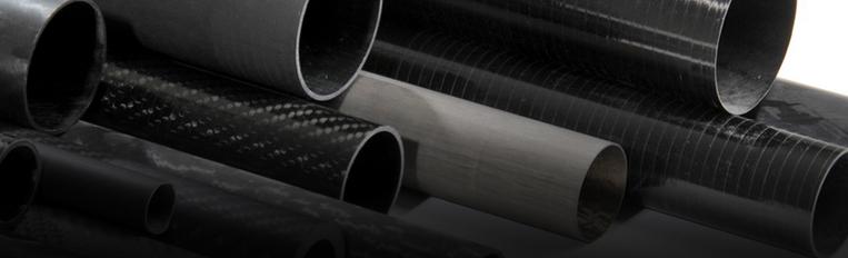 Carbon Fiber Round Tubing