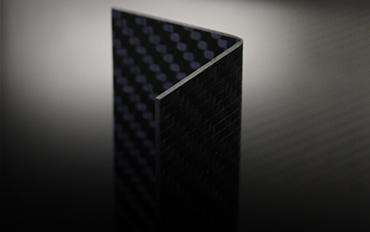 Carbon Fiber Sharp Angles