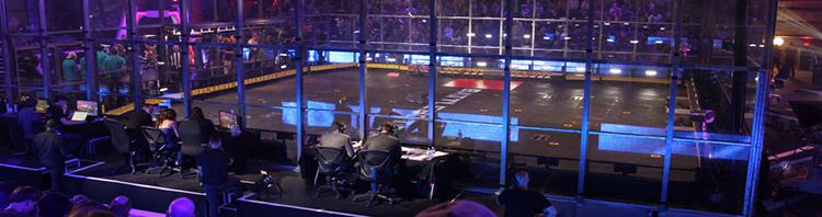 We're on Center Stage - Watch BattleBots Tonight!