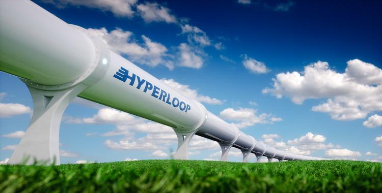 Hyperloop Transportation Concept