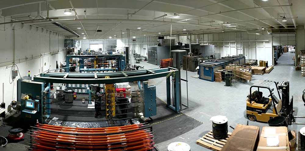Filament Winding Facility